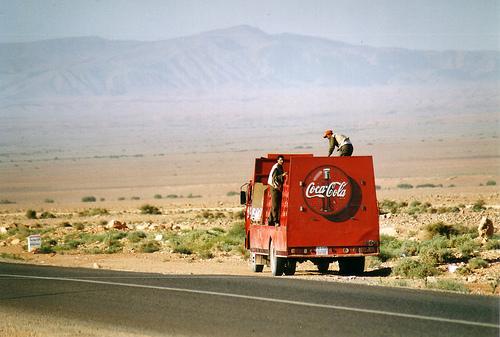 CokeInMorocco