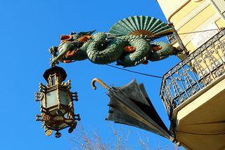 Umbrella_Barcelona