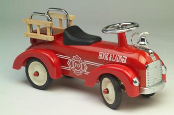 Speedster Fire Truck
