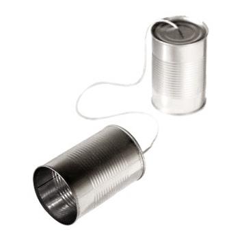 Tincanphone