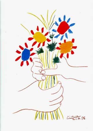 Picassosflowers